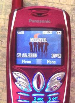 Fond d'écran pour votre mobile